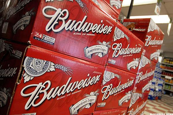 DOJ Sets Its Tab for AB InBev's Big Beer Deal