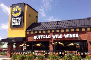 Jim Cramer -- Buffalo Wild Wings Could Be Turning Around Next Year