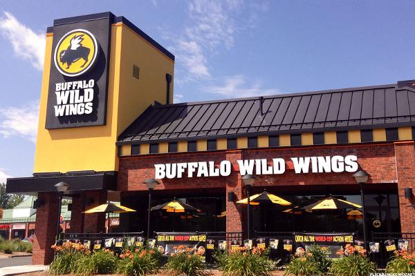 'We Had a Solid Quarter,' Buffalo Wild Wings (BWLD) CEO Smith Tells CNBC