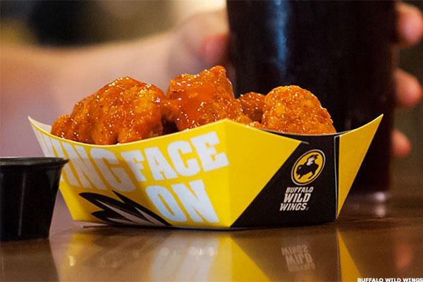 Buffalo Wild Wings' CEO Signals New Activist Investor Could Trigger Big Changes