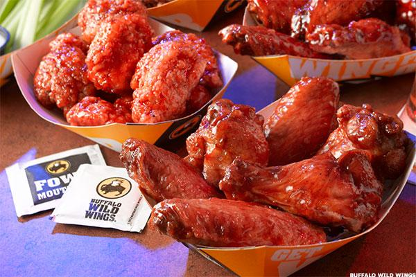 Buffalo Wild Wings Sees Exploding Chicken Wing Prices Just in Time for Football