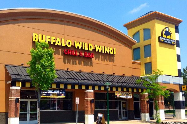 Buffalo Wild Wings Is Not Likely to Take Flight
