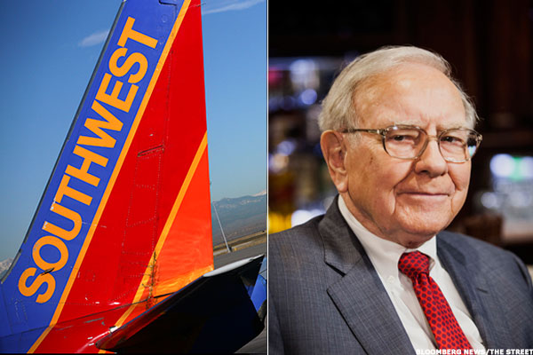Jim Cramer Would Buffett Buy All Of Southwest Airlines