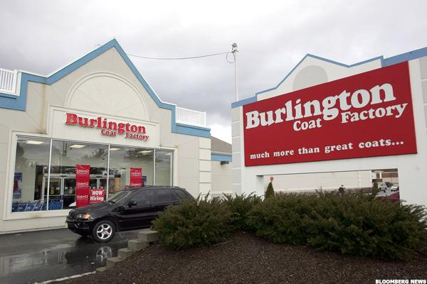 Burlington (BURL) Stock Continues Rise on Strong First Quarter