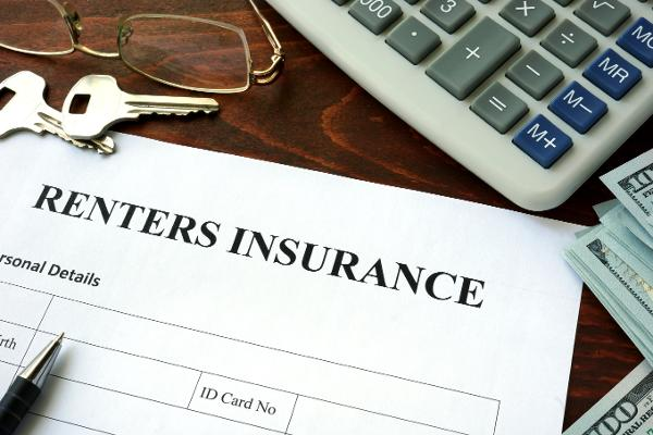 Case study of renters insurance