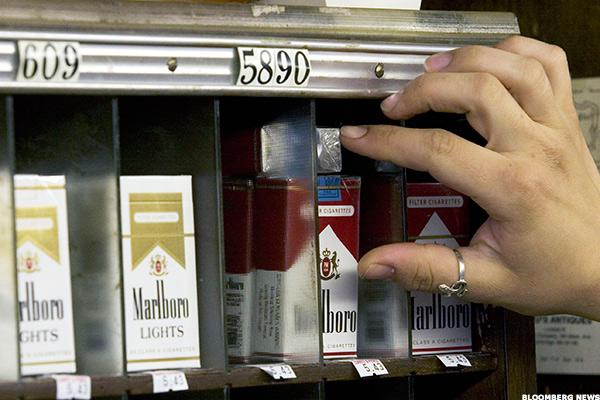 Here's Why to Be Fired Up After Philip Morris Got Smoked Tuesday