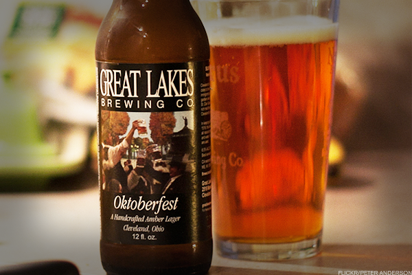 5. Great Lakes Oktoberfest