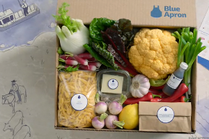 Blue Apron Co-Founder, Operating Chief Matthew Wadiak Steps Down