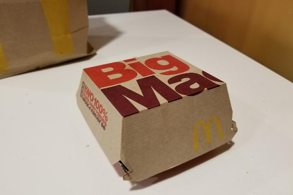 Not that Happy Meal