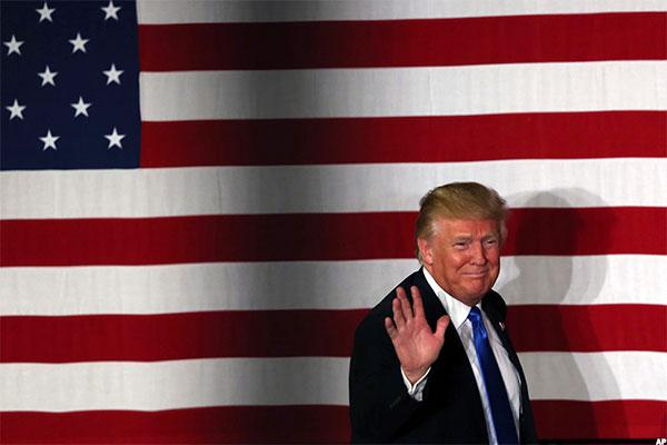 The Donald Trump Investment Portfolio: 15 Stocks Bullish on President Trump