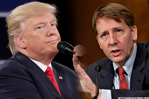Bank Fees, Payday Loans to Get Less Scrutiny From Trump's Consumer Watchdog