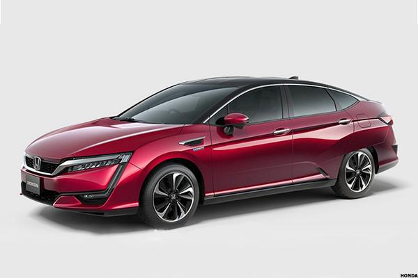 Honda Launches New Fuel-Cell Models Under Clarity Name