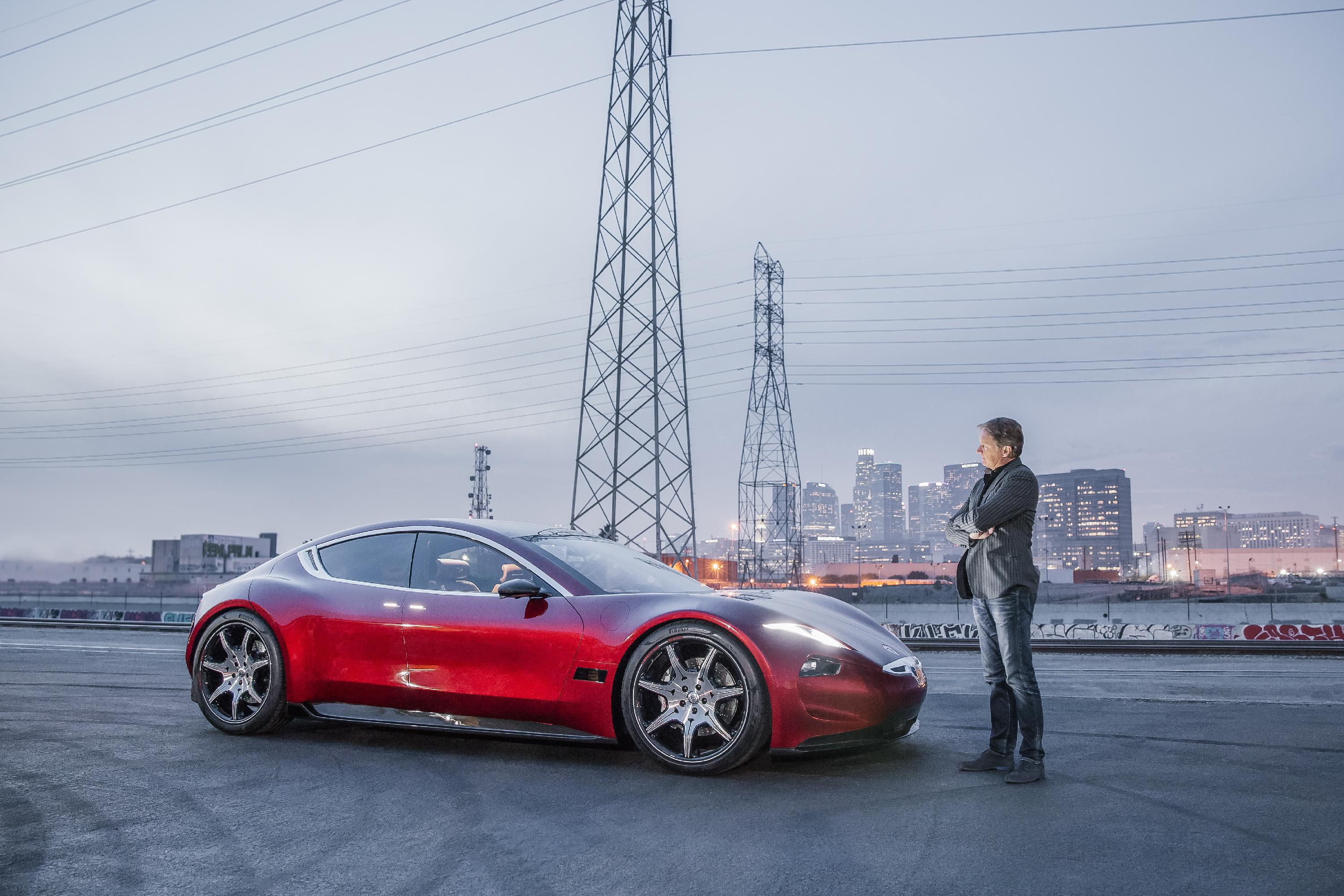 Fisker Debuts 129 000 Tesla Killer At Ces 2018 Thestreet