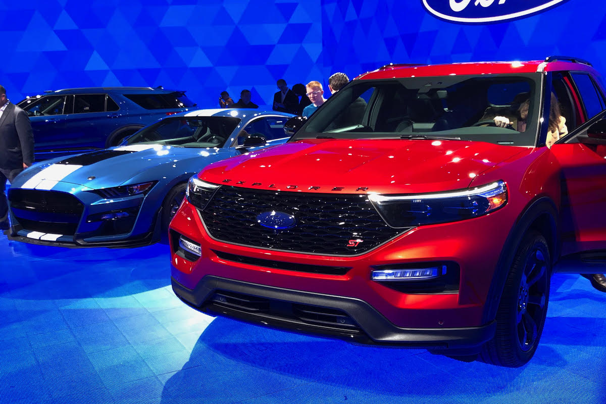 cars auto automobile automotive detroit ford trade competition must brands thestreet ims explorer mirana