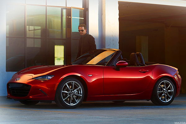Enjoy life: Mazda MX-5 Miata