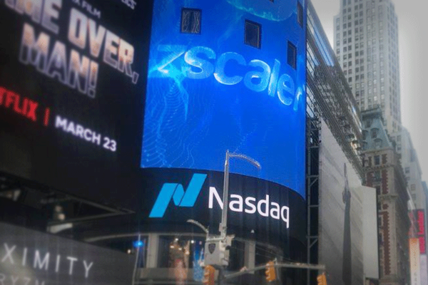 Zscaler Is Poised for a Setback