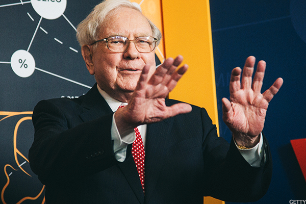 Berkshire Hathaway Stock Reaches All-Time High on S&P's Vote of Confidence