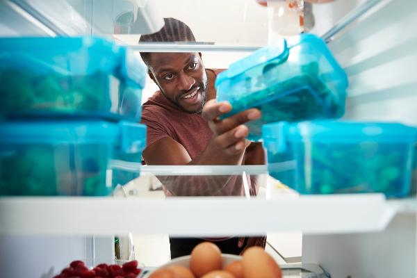 3. Shop in Your Refrigerator First