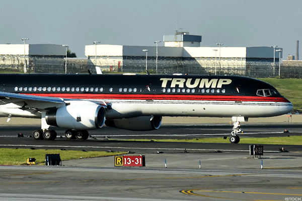 Trump's Stimulus Plan Will Likely Help Airline Stocks, Analyst Says
