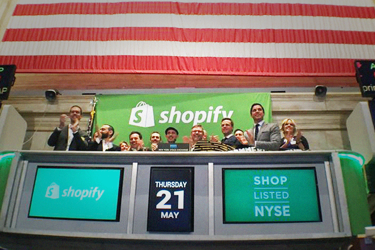 Shopify's Rapid Growth Shows No Signs of Slowing Down
