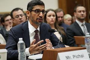 Google CEO Is Grilled by Congress on Political Bias, Privacy of User Data