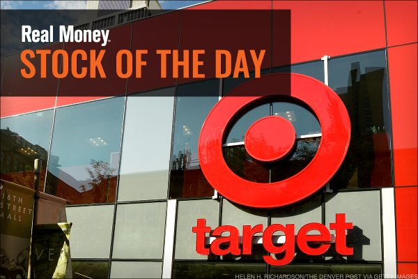'The best thing about Target's sales numbers? They are being done by having a boost in traffic.'