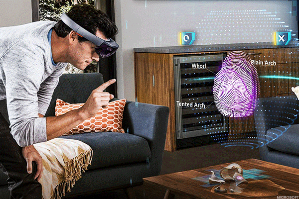 Microsoft's Reported HoloLens Delay Is Creating an Opening for Apple, Intel, Google and Others