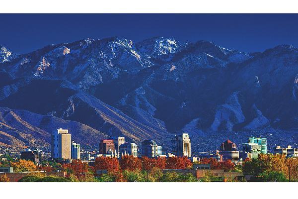 27. Salt Lake City