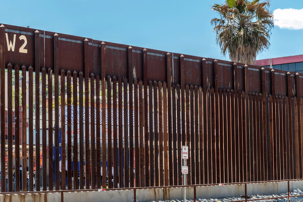 14 Stocks That Could Skyrocket From Trump's Border Wall With Mexico