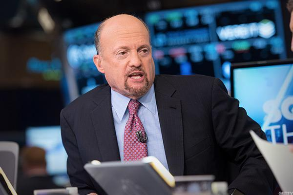 Jim Cramer -- Have Patience With Halliburton, Oil Stocks