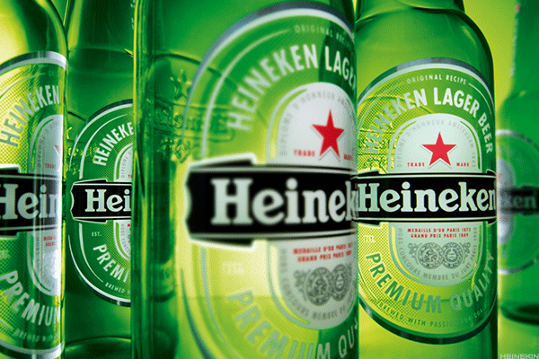 This Was the Worst Performing Country For Heineken Last Year