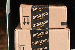 Amazon Benefits From Shift to Online Shopping