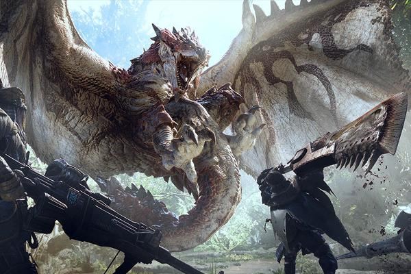22. Monster Hunter: World (PS4)