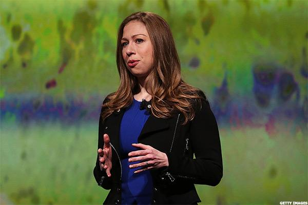 Chelsea Clinton to Join Expedia's Board