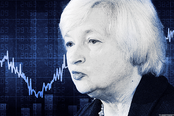 Stock Futures Fall in Day Two of Yellen Congressional Testimony