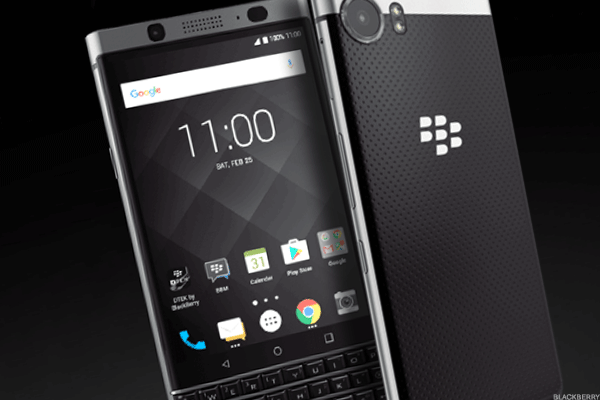 BlackBerry Stock Pops Following $815 Million Arbitration Ruling