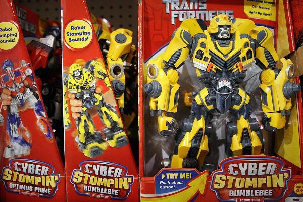 Hasbro Looks Like It Still Is Trying to Figure Out Which Way to Go