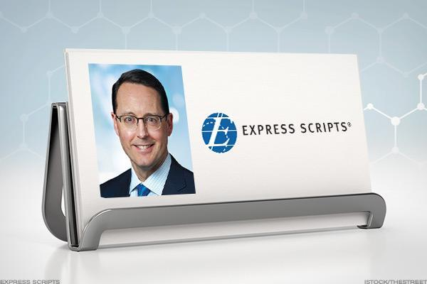 Express Scripts Shares Plummet Despite Few Concerns on Trump Presidency