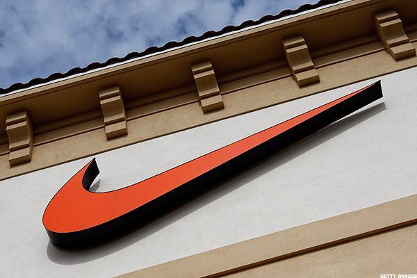 Nike Could Run Up Even Higher, Giving a Boost to Dow 20K