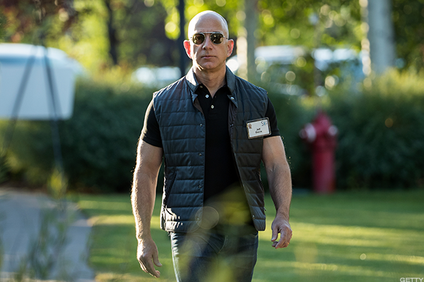 It's Jeff Bezos' future.