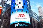 ADP Pushes Into Overhead Resistance, but Charts Favor a Move to New Highs