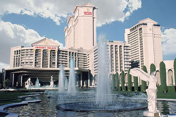 Why Caesars Entertainment (CZR) Stock Is Higher Today
