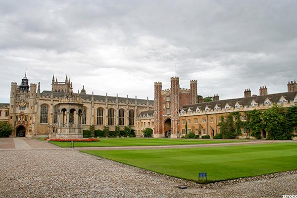 8. Cambridge University