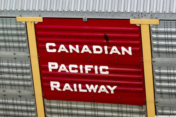 Canadian Pacific (CP) Stock Price Target Trimmed at Credit Suisse
