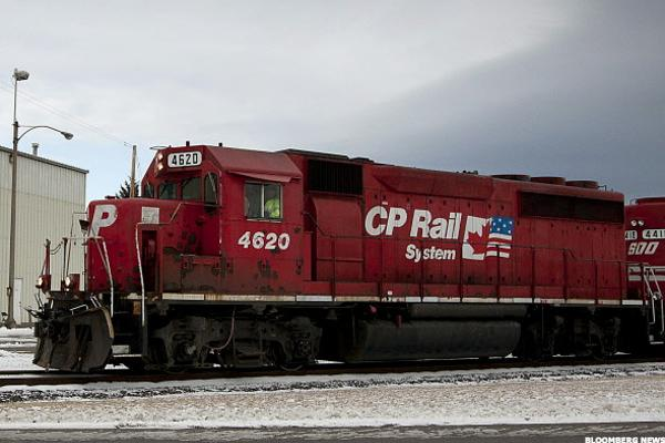 Jim Cramer -- Weakness in Rails, Trucking Could Signal Weak Economy