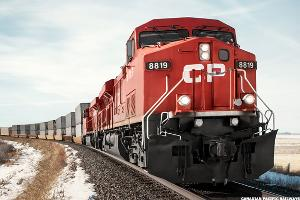 Canadian Pacific (CP) Stock Surged Today on Upbeat Outlook