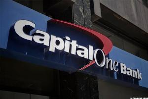 Capital One (COF) Stock Higher Ahead of Q3 Results