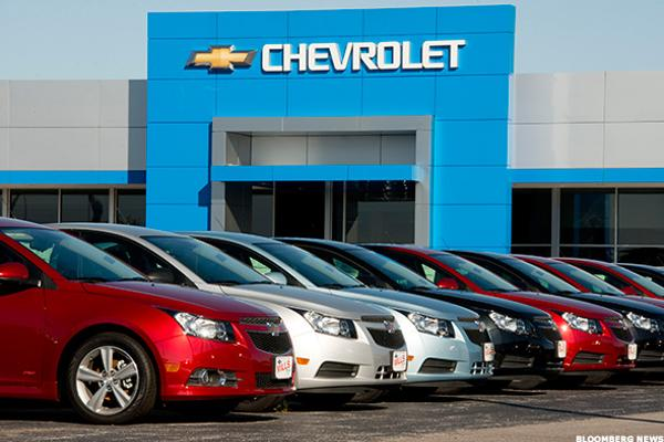 U.S. Auto Sales Dip in August as Automaker's Reduce Incentives and Discounts