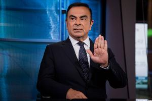 Carlos Ghosn Grabs Renault Steering Wheel Amid Massive Race in Europe's Car Market