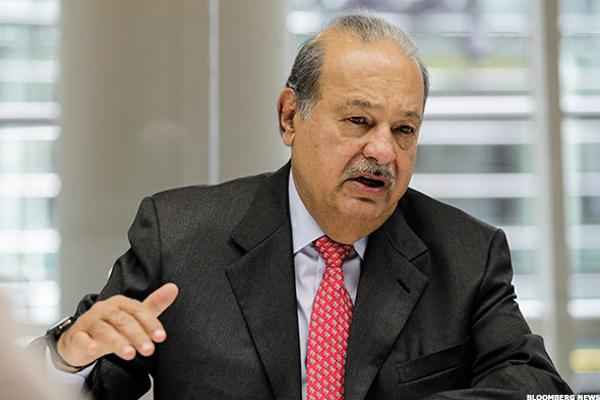 Mexican Billionaire Carlos Slim Gets Richer Under Trump
